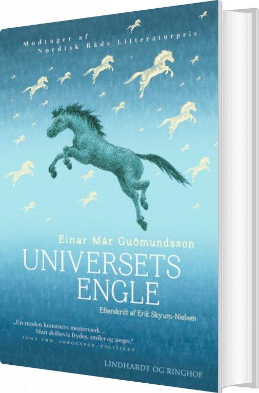 Universets Engle - Einar Már Gudmundsson - Bog