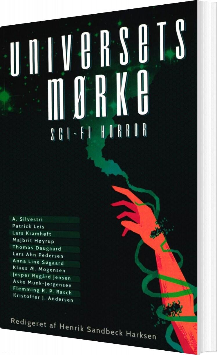Image of   Universets Mørke - Henrik Sandbeck Harksen - Bog