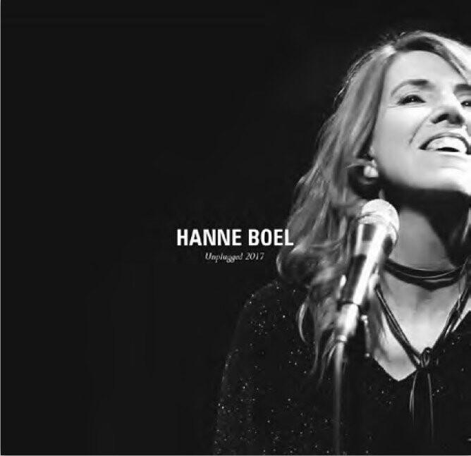 Image of   Hanne Boel - Unplugged 2017 - CD