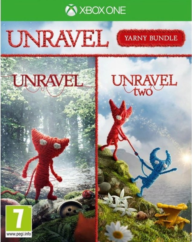 Image of   Unravel Yarny Bundle - Xbox One