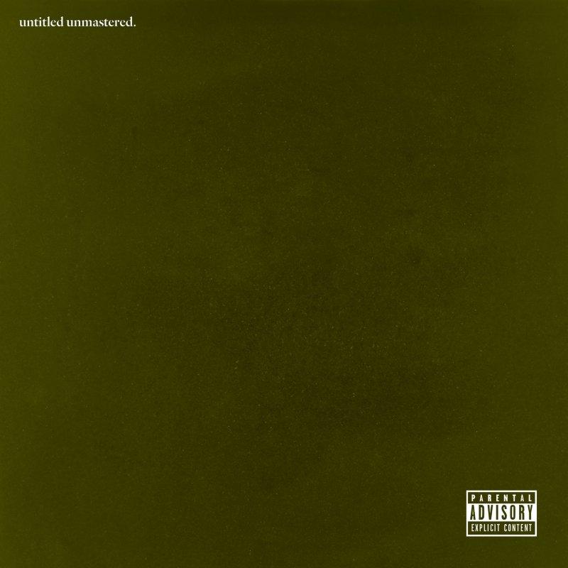Image of   Lamar Kendrick - Untitled Unmastered - Vinyl / LP
