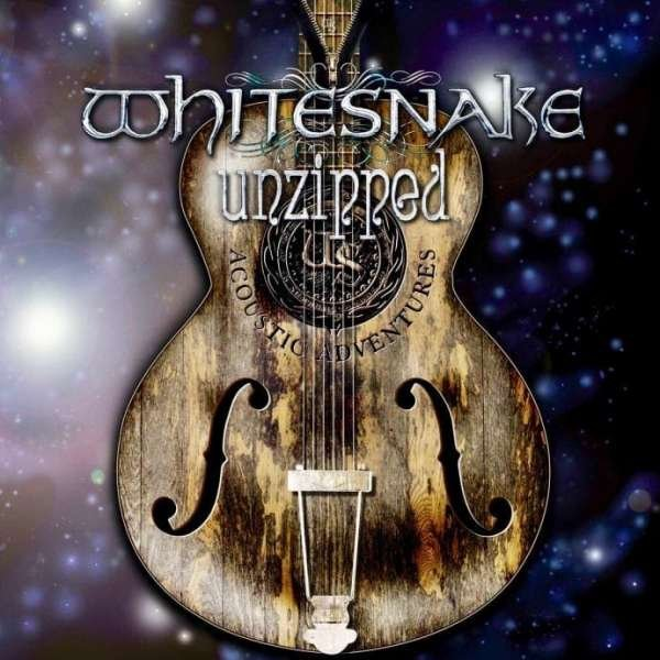 Image of   Whitesnake - Unzipped - Deluxe Edition - CD