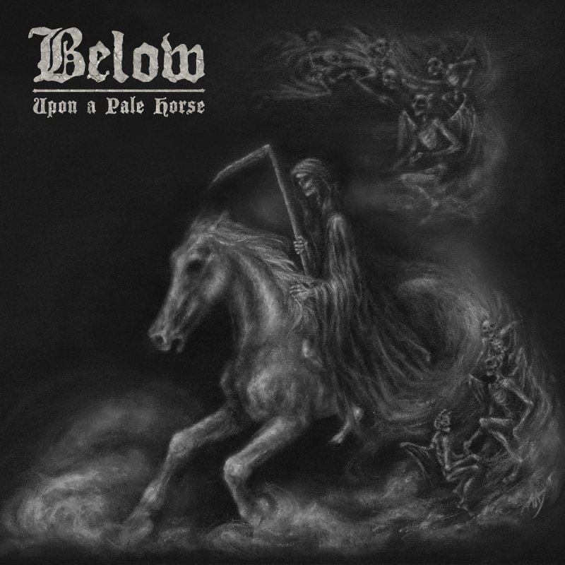 Image of   Below - Upon A Pale Horse - Vinyl / LP