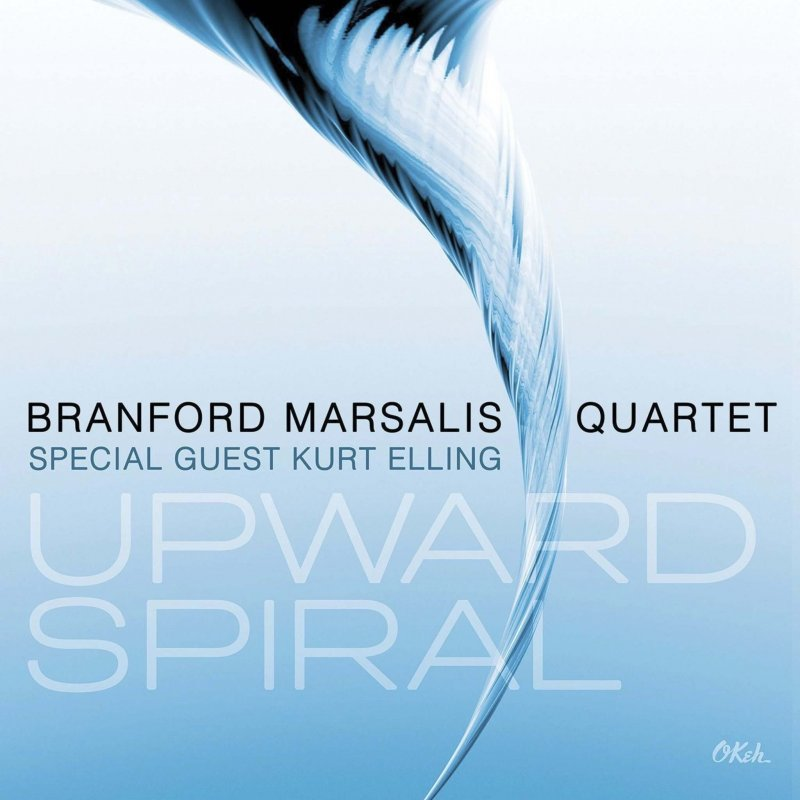 Image of   Branford Marsalis Quartet & Kurt Elling - Upward Spiral - CD