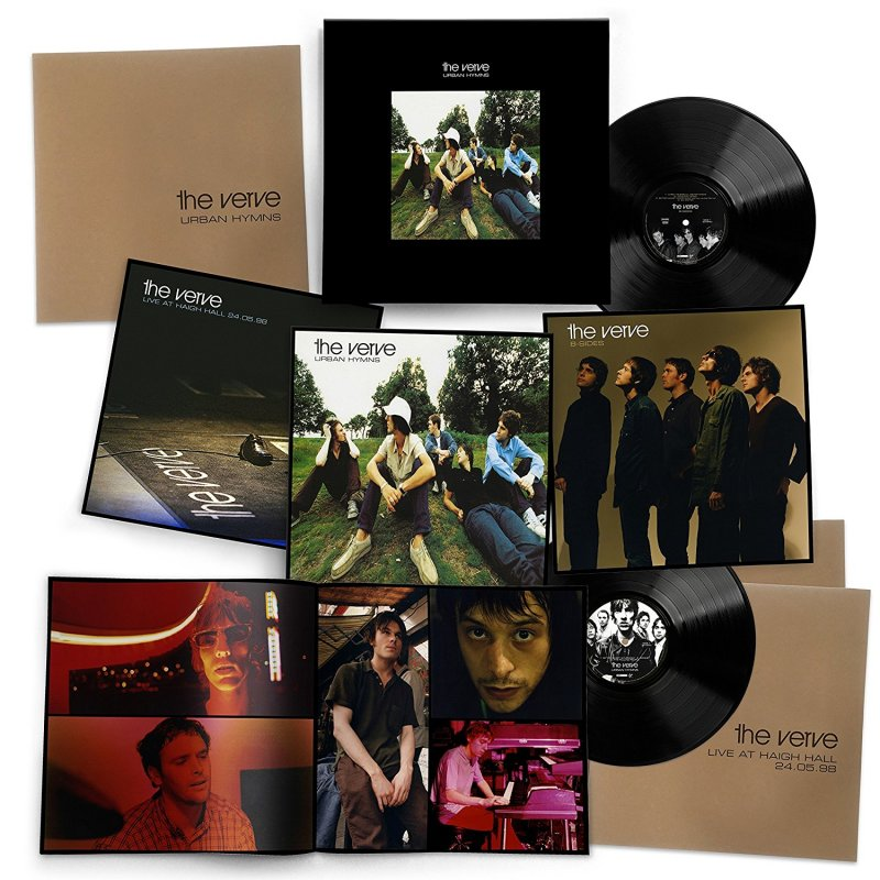 The Verve - Urban Hymns (vinyl Box) - Vinyl / LP