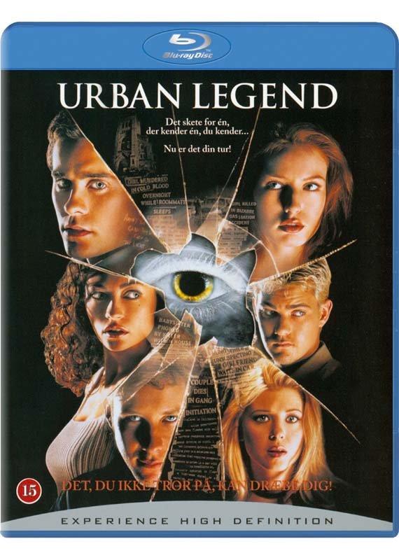 Urban Legends - Blu-Ray