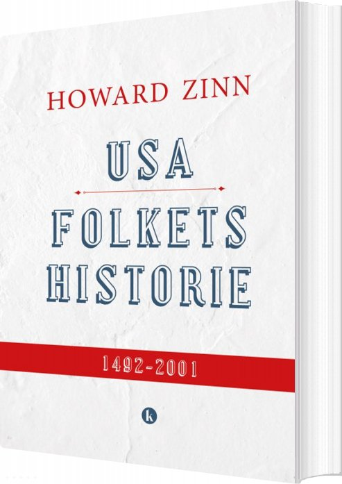 Image of   Usa Folkets Historie - Howard Zinn - Bog