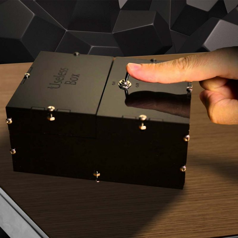 Image of   Useless Box