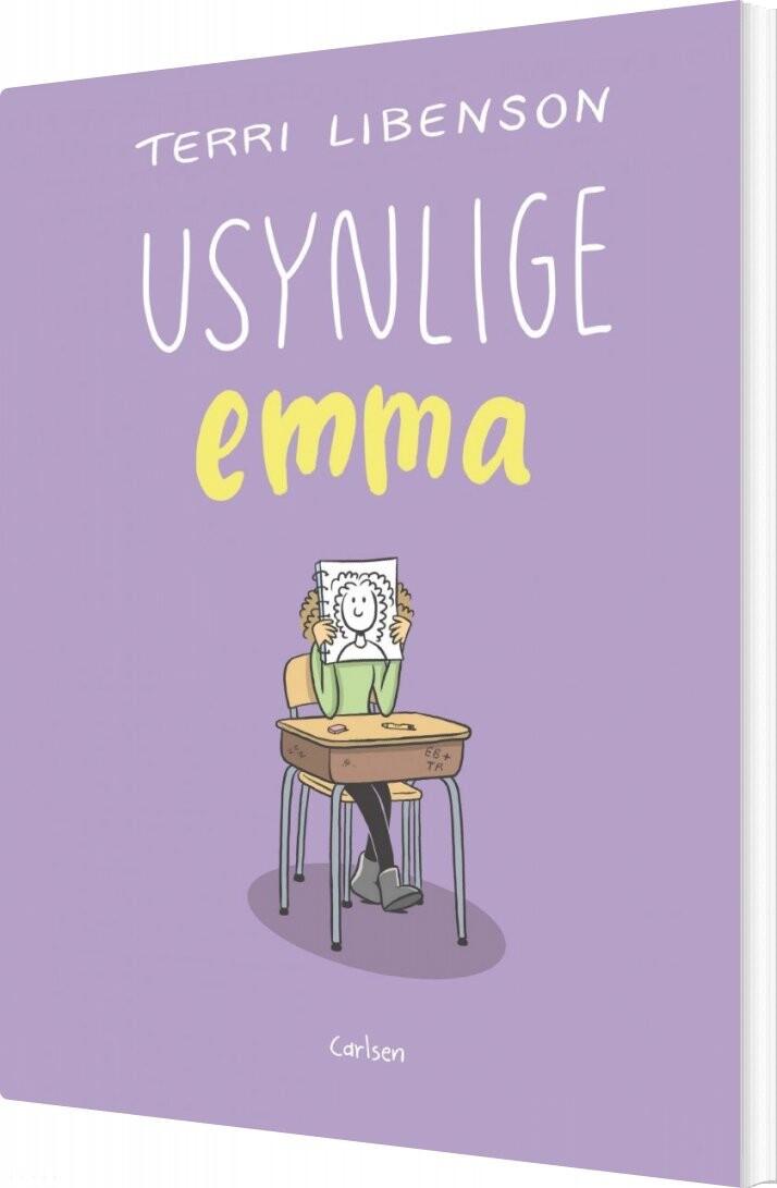 Usynlige Emma - Terri Libenson - Bog