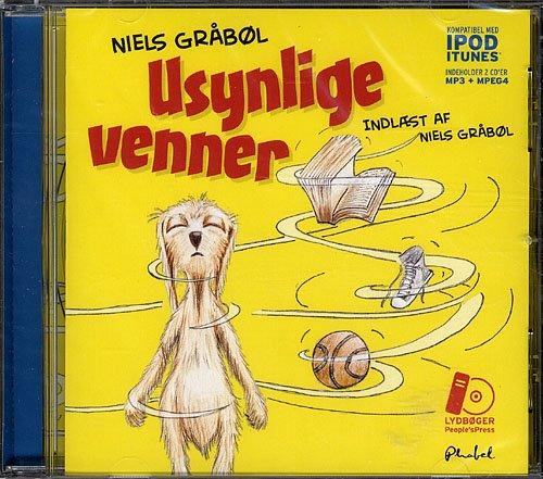 Image of   Usynlige Venner - Niels Gråbøl - Cd Lydbog