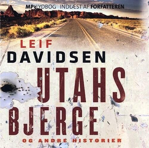 Image of   Utahs Bjerge - Mp3 - Leif Davidsen - Cd Lydbog