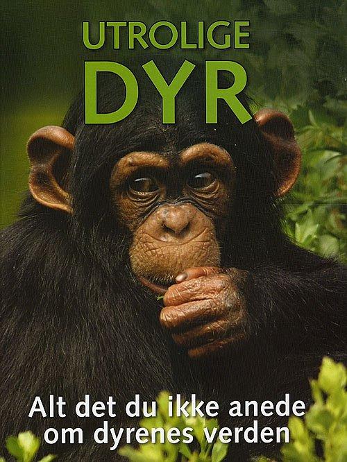 Image of   Utrolige Dyr - David Burnie - Bog
