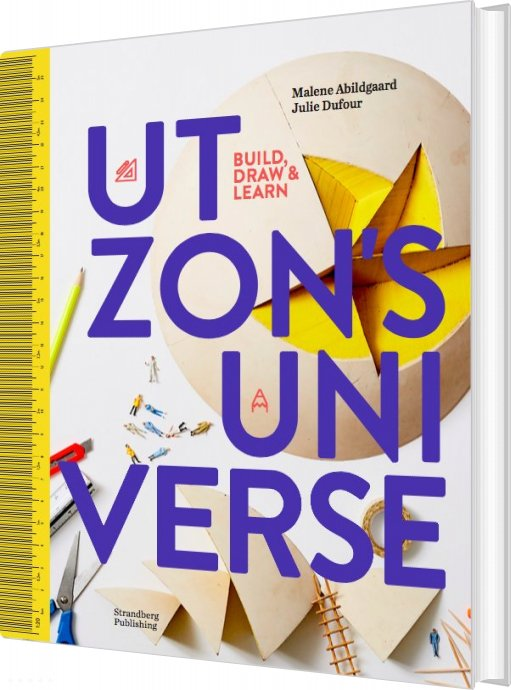 Image of   Utzons Universe - Malene Abildgaard - Bog