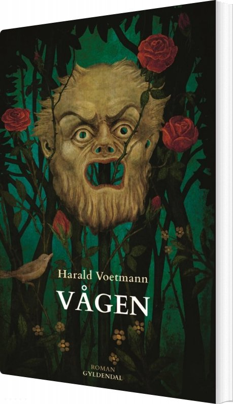 Image of   Vågen - Harald Voetmann - Bog
