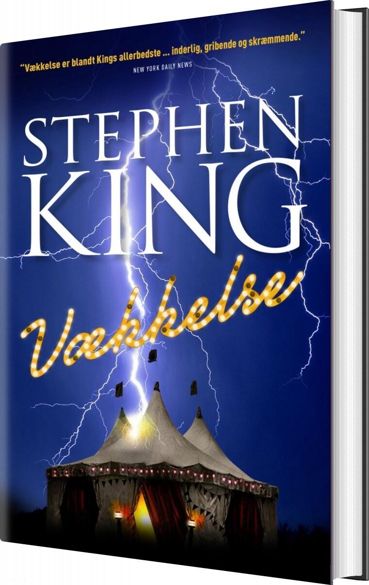 Image of   Vækkelse - Stephen King - Bog