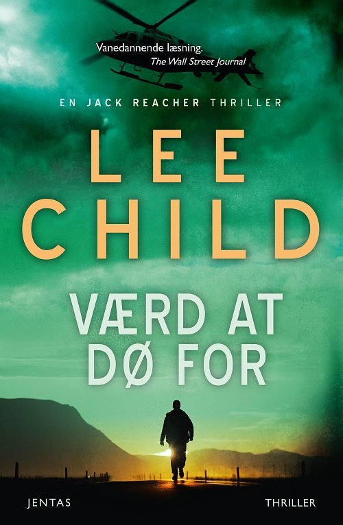 Image of   Værd At Dø For - Lee Child - Cd Lydbog