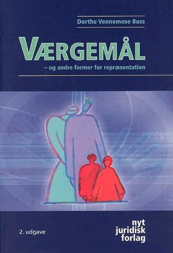Image of   Værgemål - Buss D - Bog