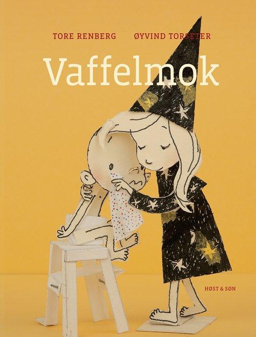 Billede af Vaffelmok - Tore Renberg - Bog