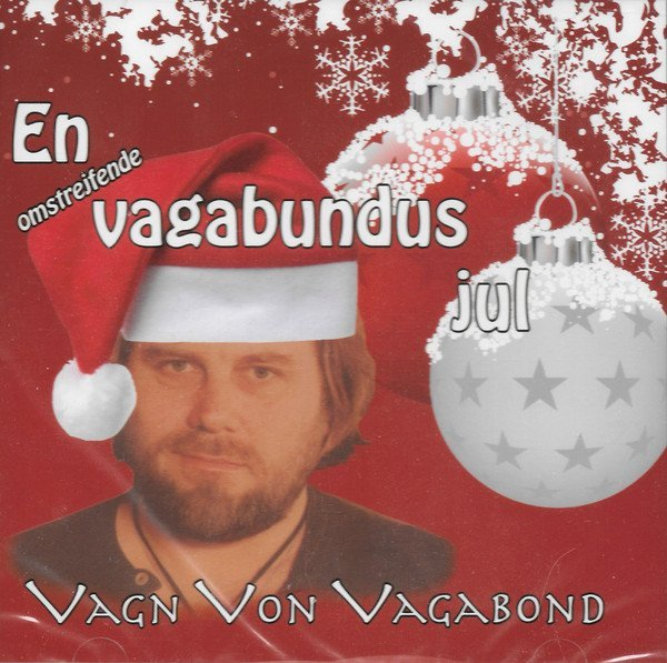 Image of   Vagn Von Vagabond - En Omstrejfende Vagabundus Jul - CD