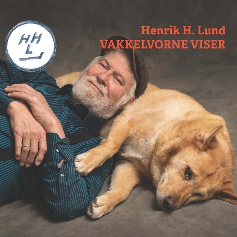 Image of   Henrik H. Lund - Vakkvorne Viser - CD