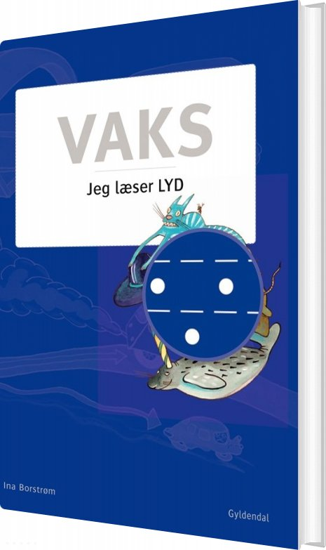 Image of   Vaks - Jeg Læser. Lyd - Ina Borstrøm - Bog