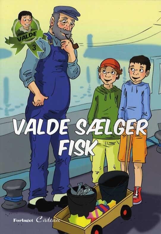 Valde Sælger Fisk - Anna-marie Helfer - Bog