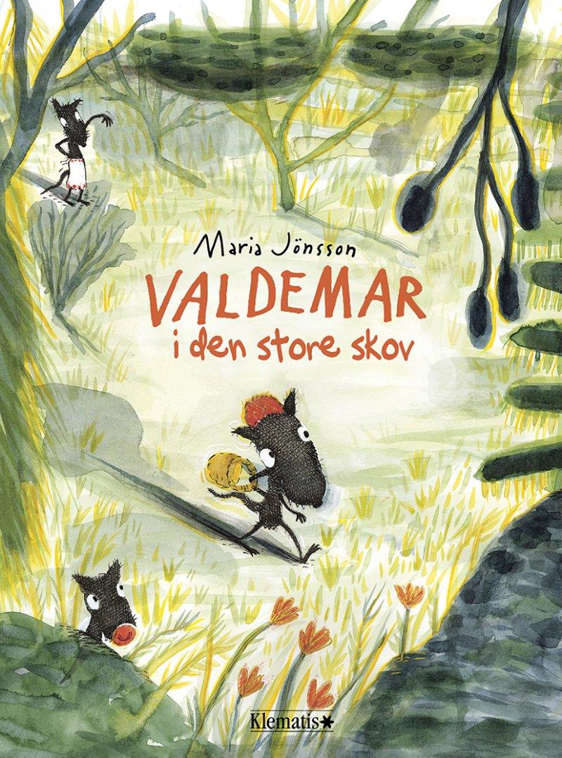Valdemar I Den Store Skov Af Mia Jönsson → Køb Bogen Billigt Her