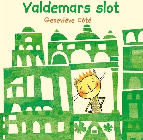 Image of   Valdemars Slot - Geneviève Côté - Bog