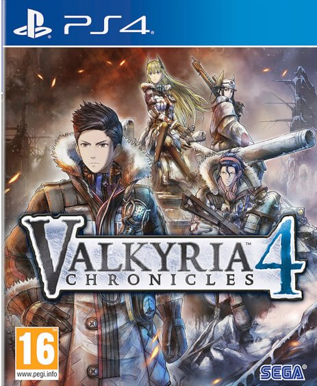 Image of   Valkyria Chronicles 4 - PS4
