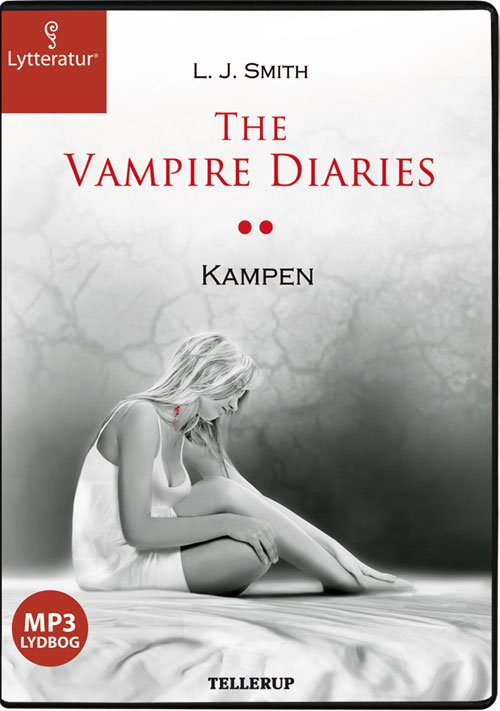 Vampire Diaries 2: Kampen, Mp3 - L.j. Smith - Cd Lydbog