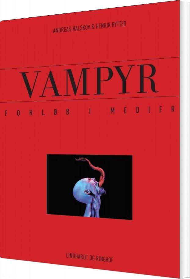 Image of   Vampyr - Forløb I Medier - Henrik Rytter - Bog