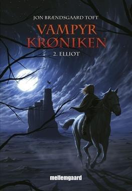 Image of   Vampyrkrøniken 2 Elliot - Jon Brændsgaard Toft - Bog