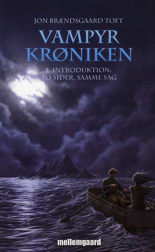 Vampyrkrøniken - Jon Brændsgaard Toft - Bog
