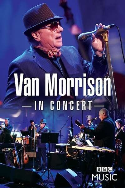 Van Morrison In Concert - Live At The Bbc Radio Theater 2016 - DVD - Film