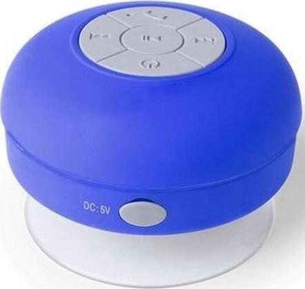 Vandafvisende Trådløs Bluetooth Højttaler Med Micro Usb 3w