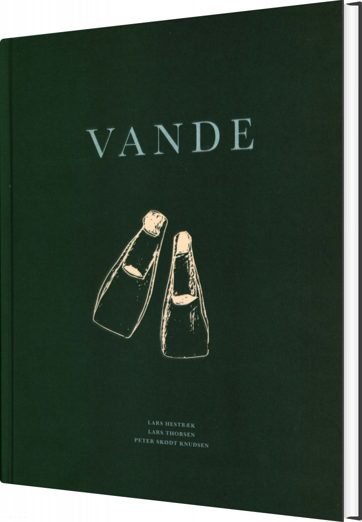 Image of   Vande - Lars Thorsen - Bog
