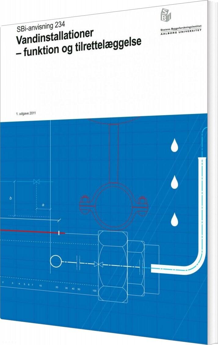 Vandinstallationer - Funktion Og Tilrettelæggelse - Erik Brandt - Bog