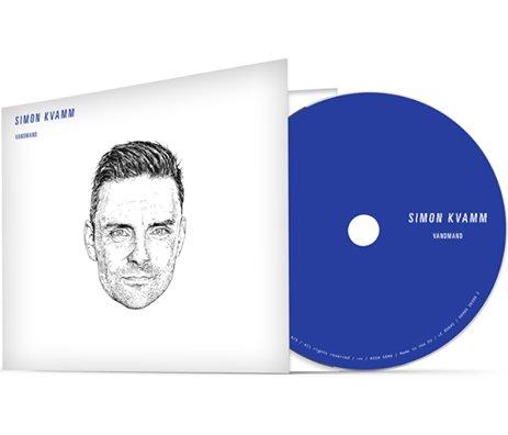 Simon Kvamm - Vandmand - CD