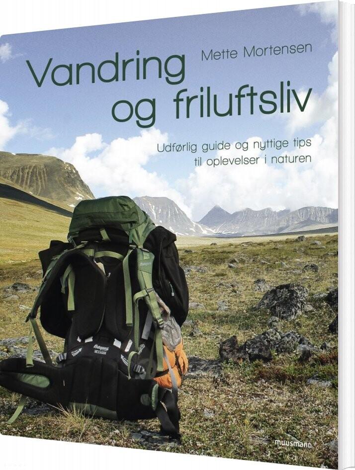 Vandring For Begyndere - Mette Mortensen - Bog