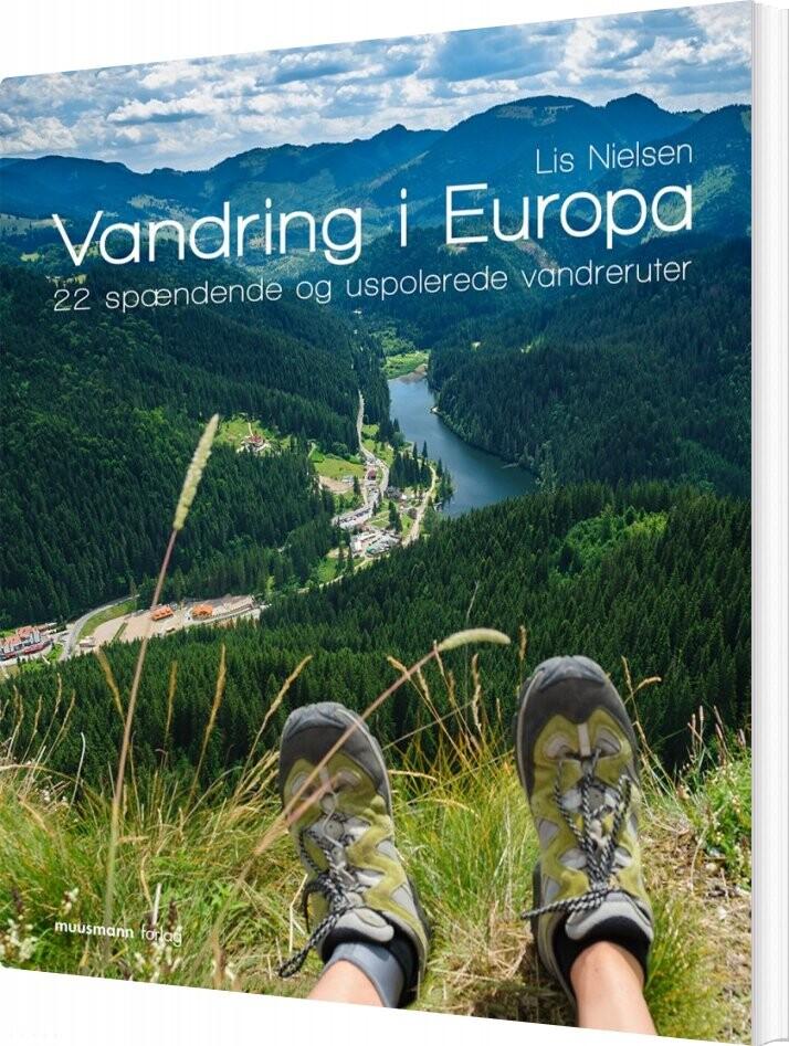 Image of   Vandring I Europa - Lis Nielsen - Bog