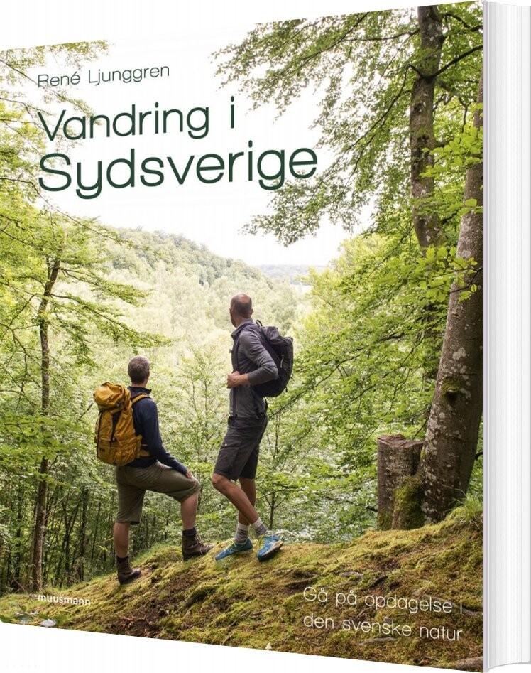 Vandring I Sydsverige - René Ljunggren - Bog