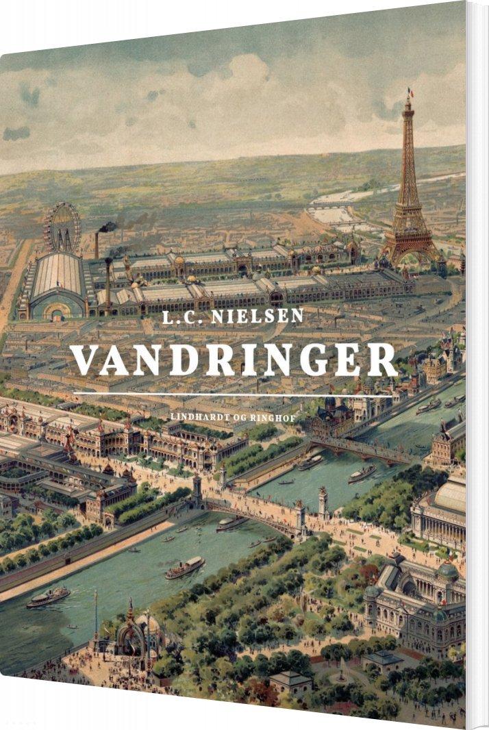 Vandringer - L.c. Nielsen - Bog