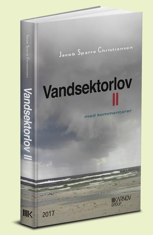 Image of   Vandsektorlov Ii - Jacob Sparre Christiansen - Bog