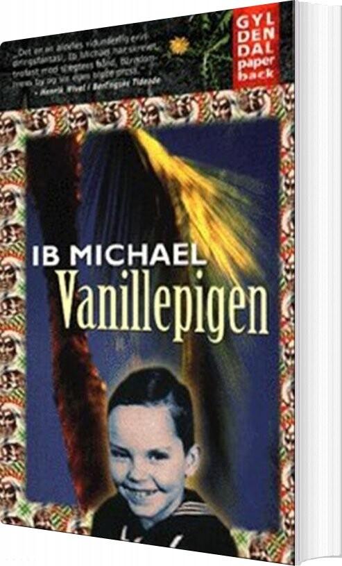 Vanillepigen - Ib Michael - Bog