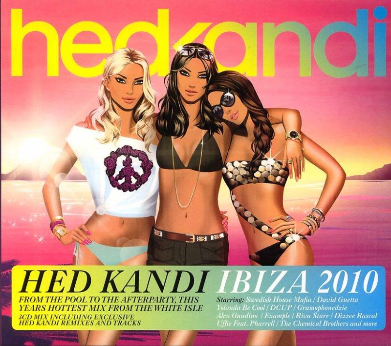 Image of   Hed Kandi The Mix-ibiza (102) [box-set] - CD