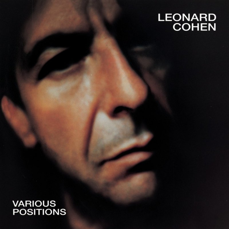 Image of   Leonard Cohen - Various Positions - CD