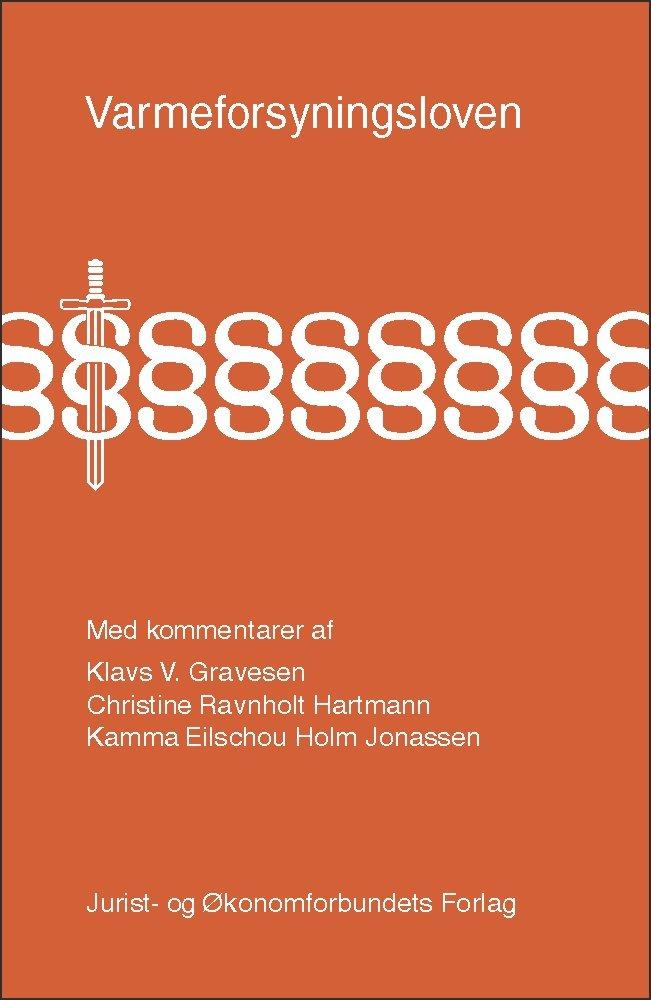 Image of   Varmeforsyningsloven Med Kommentarer - Jonassen K - Bog