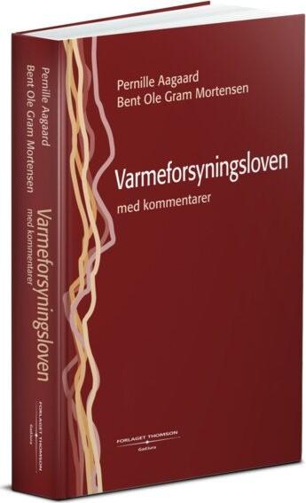Image of   Varmeforsyningsloven Med Kommentarer - Lisa Christensen - Bog