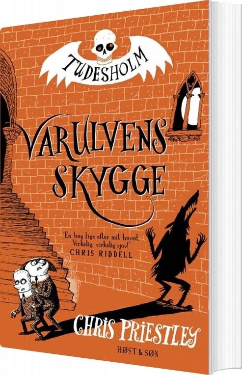 Image of   Varulvens Skygge - Chris Priestley - Bog