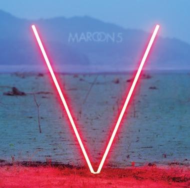 Billede af Maroon 5 - V - CD